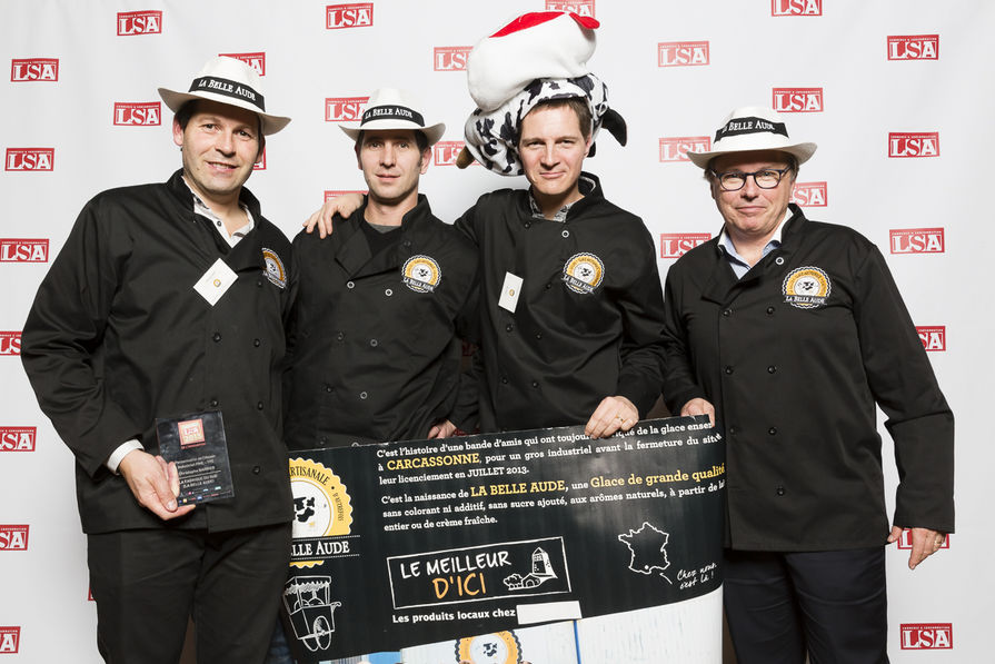 Christophe Barbier élu Personnalité TPE PME de l'année 2015