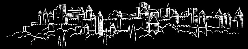 dessin-carcassonne