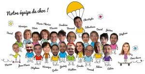 equipe SCOP La Belle Aude