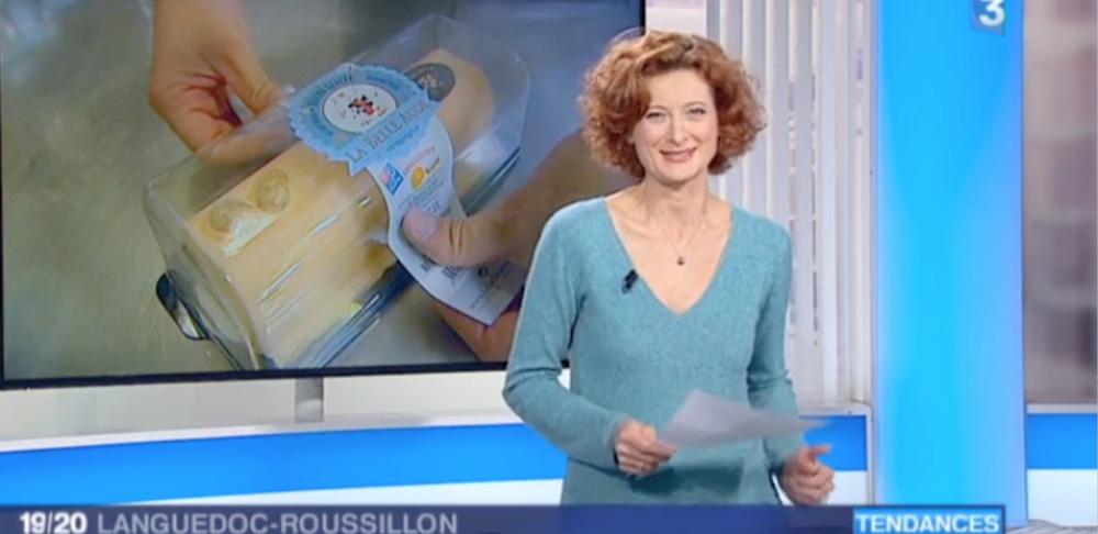 Reportage France 3 sur nos Bûches de Noël
