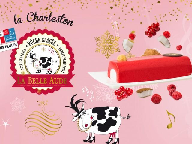 Nouvelle bûche de Noël » La Charleston»