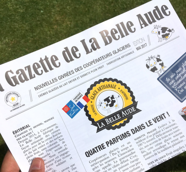 La Gazette de la Belle Aude