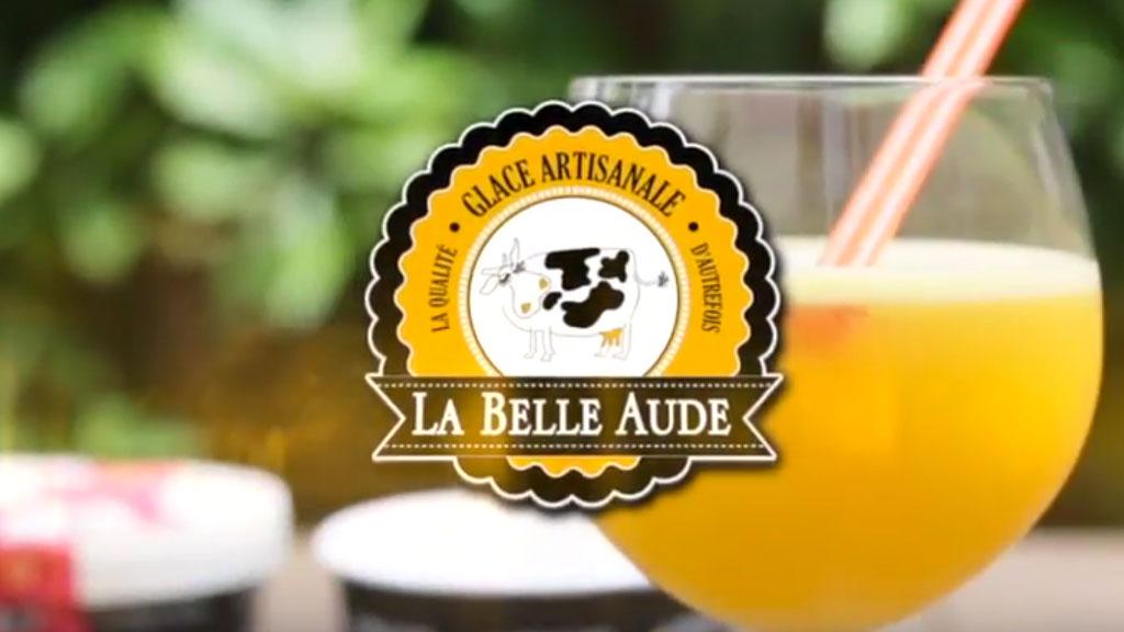 Cocktail Citron Orange – Glaces La Belle Aude