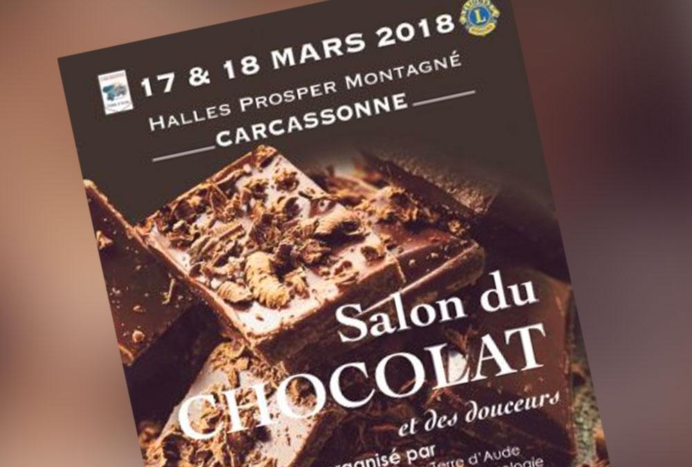 SALON DU CHOCOLAT ET DES DOUCEURS 2018