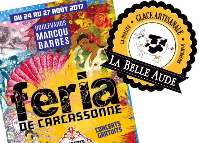 Feria de Carcassonne du jeudi 23 au dimanche 26 août