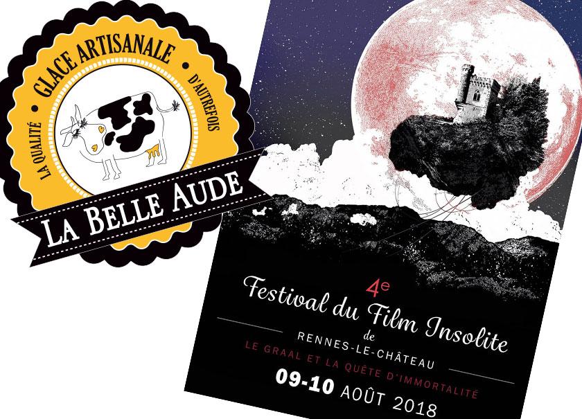 Festival du Film Insolite de Rennes-le-Château, les 9 et 10 août.
