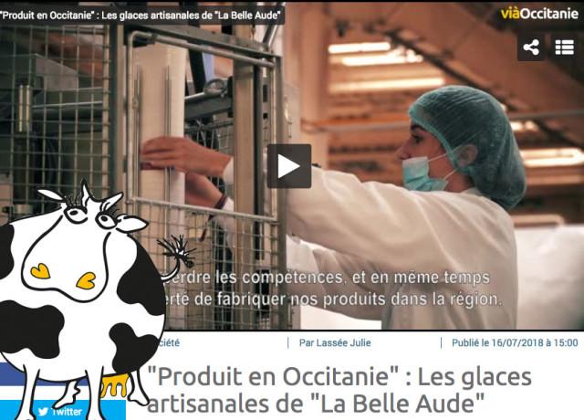 La Région Occitanie présente «Produit en Occitanie»