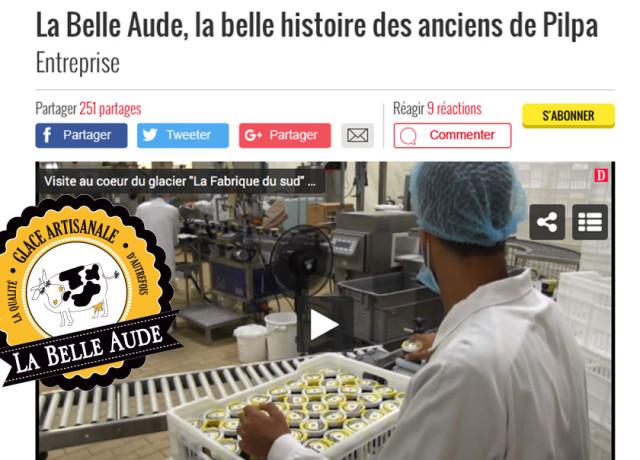 La Belle Aude, la belle histoire des anciens de Pilpa