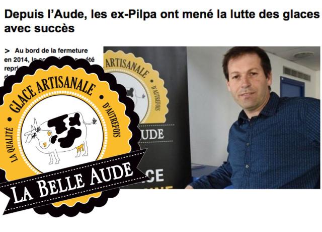 Depuis l'Aude, les ex-Pilpa ont mené la lutte des glaces avec succès !