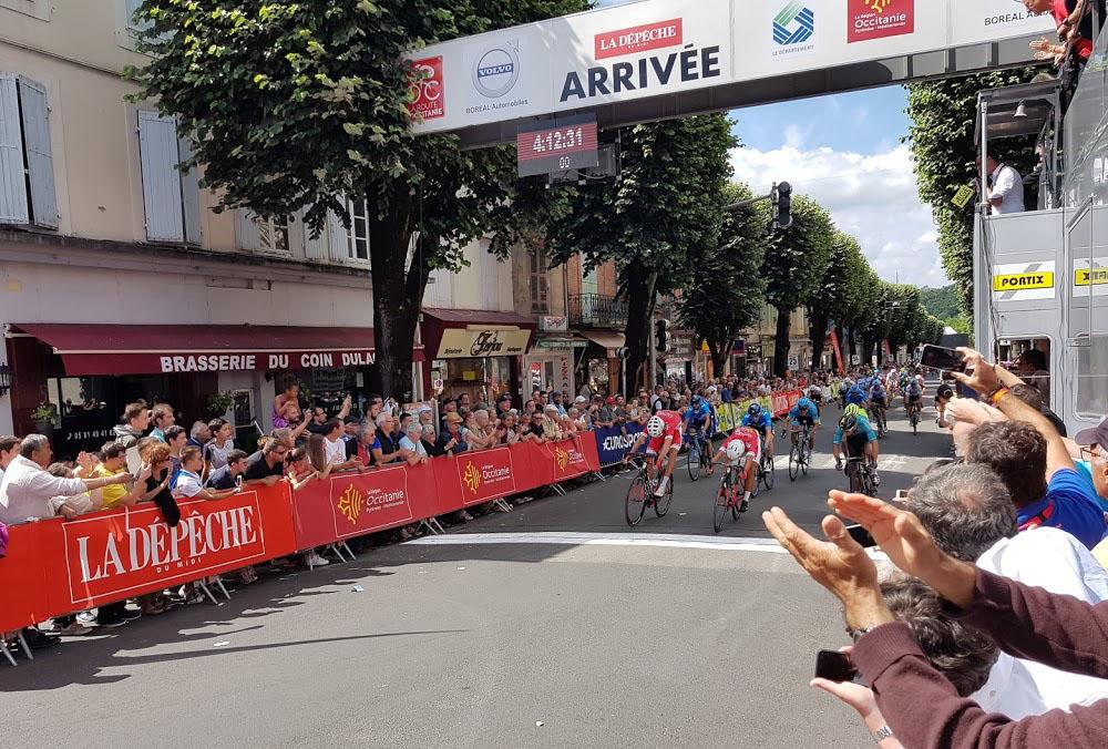 La Belle Aude sur la Route d'Occitanie du 20 au 23 juin 2019