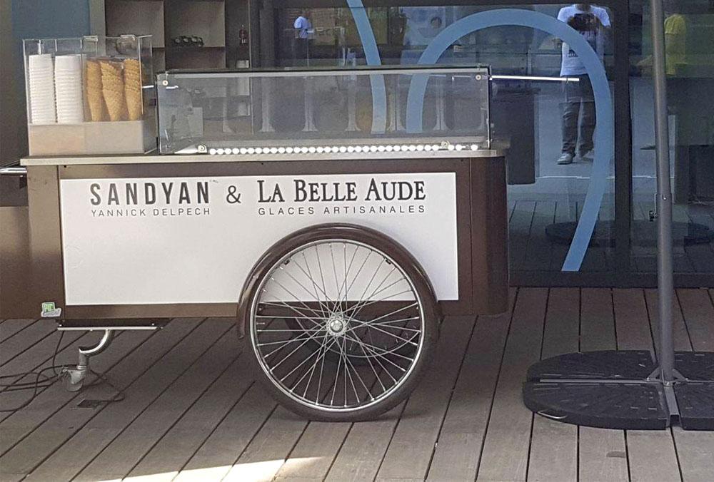 Sandyan, la célèbre Pâtisserie toulousaine invite La Belle Aude à sa table !