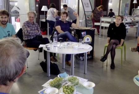 Café des sciences avec La Belle Aude