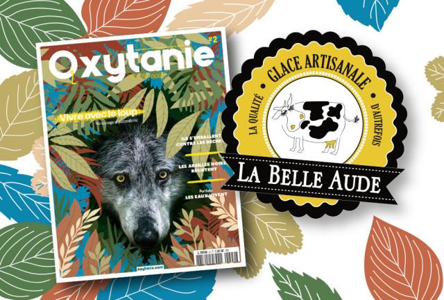 La Belle Aude s'affiche dans Oxytanie, un magazine 100 % local !