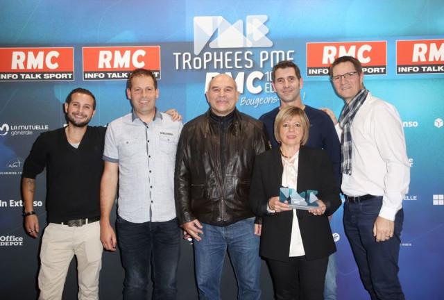 Trophées PME RMC 2019 : La Belle Aude remporte le Prix « Artisanale » !