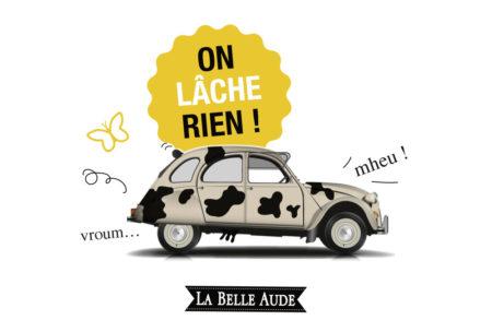 La Belle Aude mobilisée !