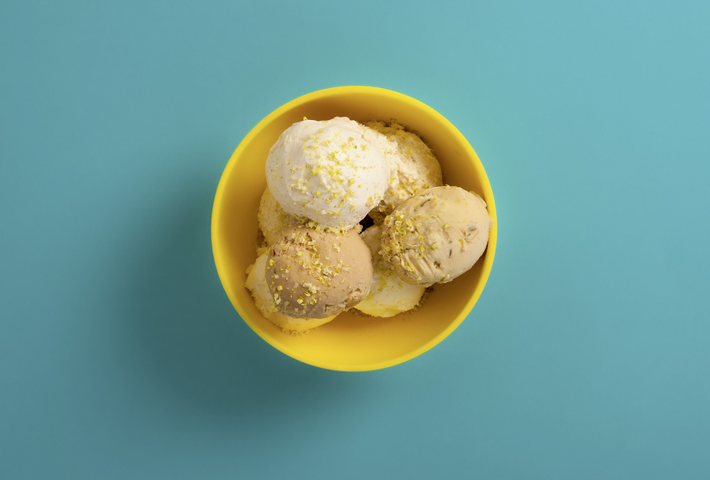 Pistache, noisette, vanille : trio gourmand, trio gagnant !