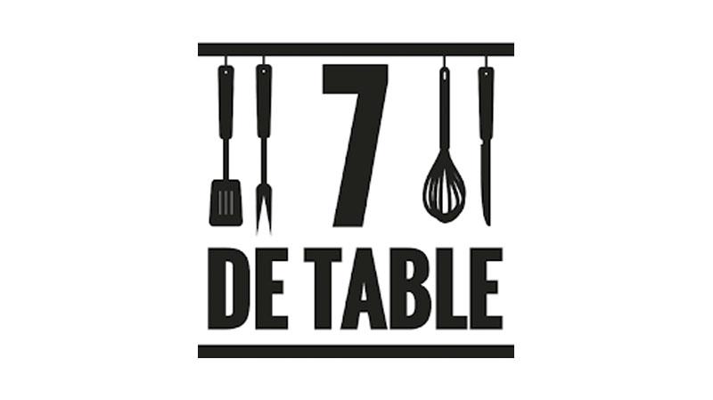Magazine 7 de Table
