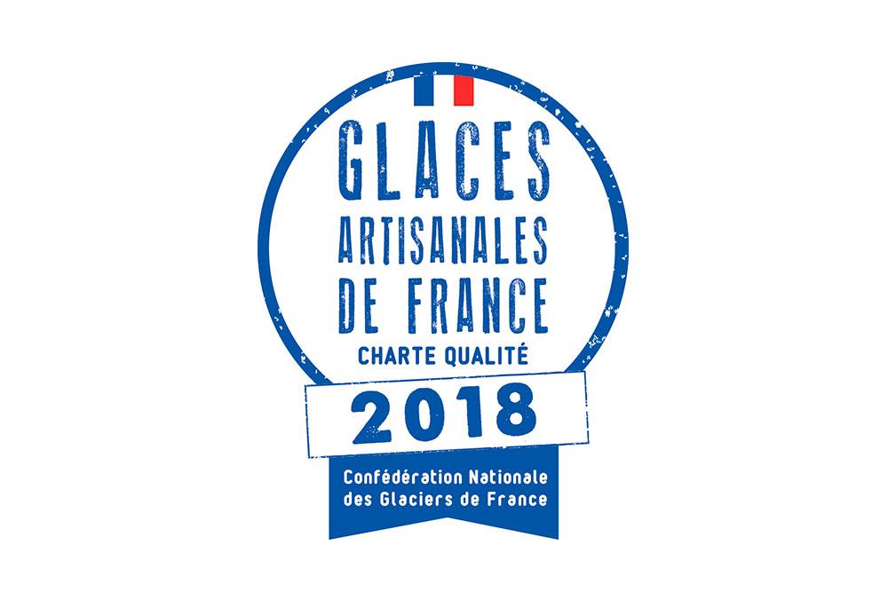 Agrément Charte Qualité «Glaces Artisanales de France»