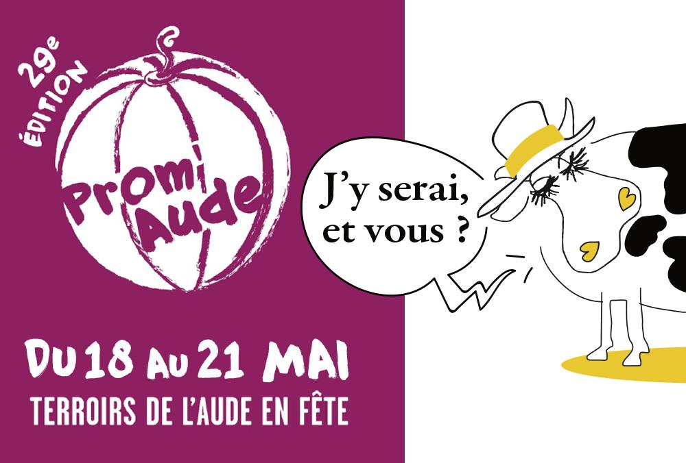 La Belle Aude présente à Prom'Aude 2018