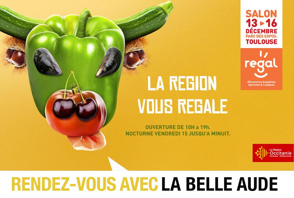 La Belle Aude au REGAL TOULOUSE