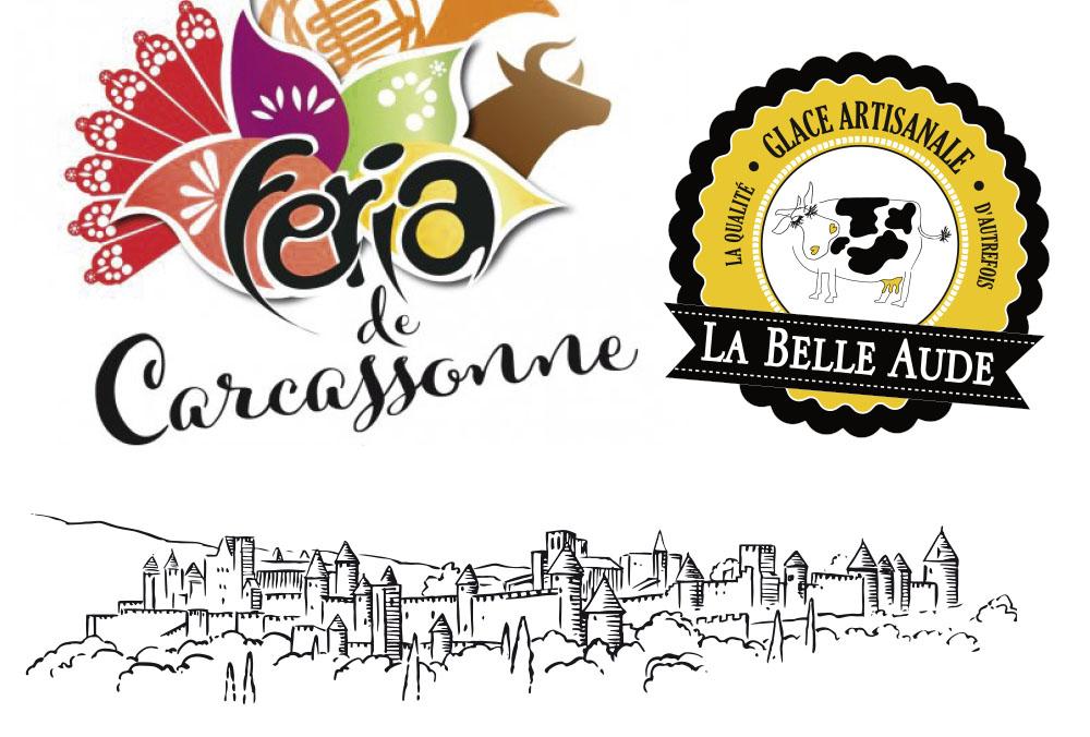 La Belle Aude en habits de lumière à la Feria de Carcassonne !