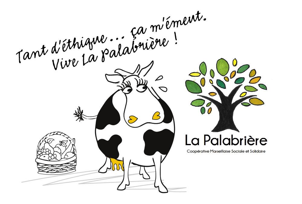 La Belle Aude en point de vente solidaire à Marseille !