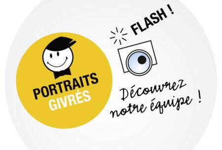 Portraits de coopérateurs
