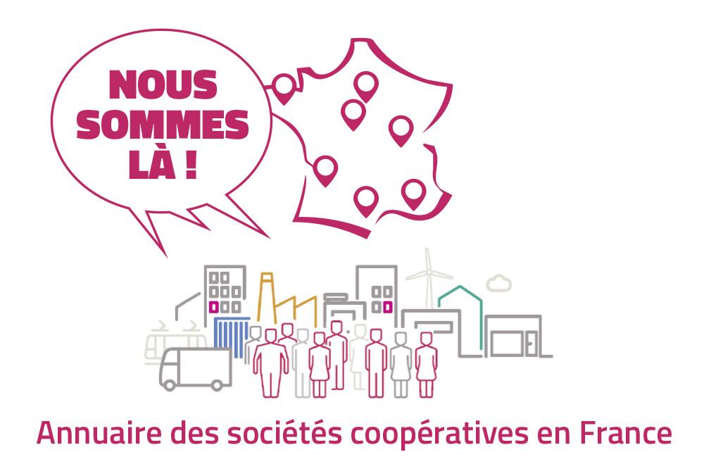 Entreprendre autrement : la carte de France des SCOP